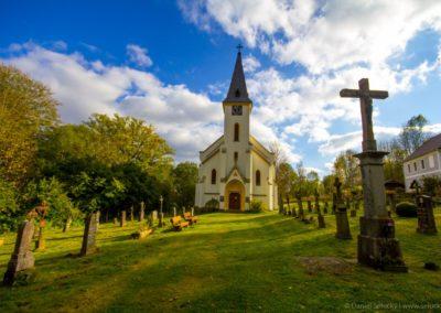 Kostel na Zvonkové