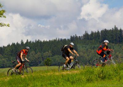 Některé vrcholy zdoláte i na kole