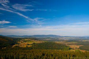 Výhled z Moldaublicku